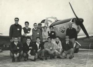 Albertina e Luciano Baraldi - i Fondatori delle Scuole Autonautiche all'Aeroclub